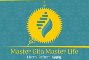 Master Gita Master Life @ Chinmaya International Foundation