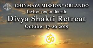 7th Annual Divya Shakti Retreat October 2019 @ Chinmaya Mission Orlando