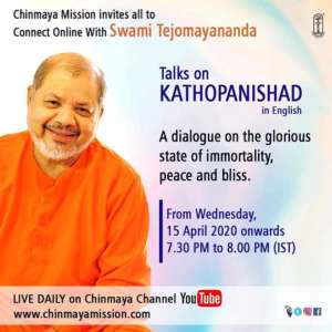 Online - Talks on Kathopanishad