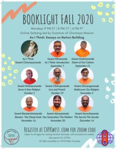 Booklight Fall 2020