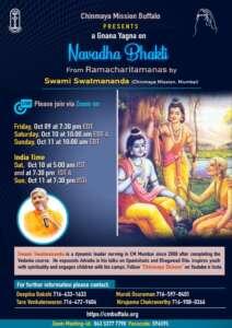 Navadha Bhakti - By Chinmaya Mission Buffalo