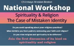 Spirituality and Religious Workshop