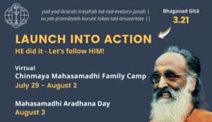 Mahasamadhi Virtual Family Camp and Aradhana Day